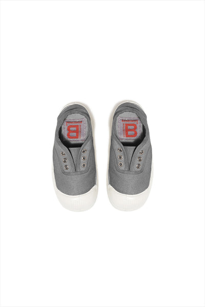 Bensimon Children's Elly Tennis Shoes Grey