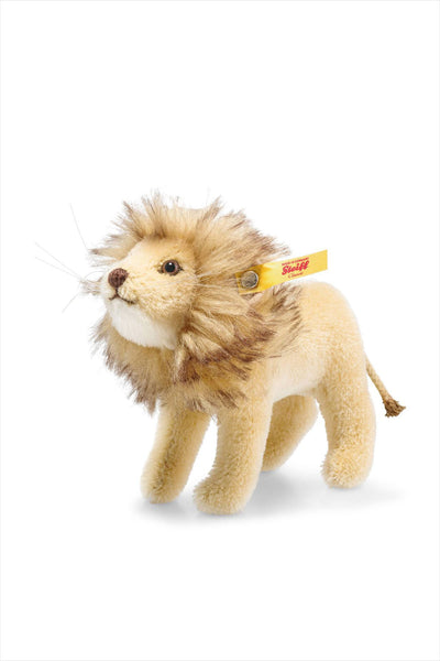 Steiff National Geographic Lion With Gift Box