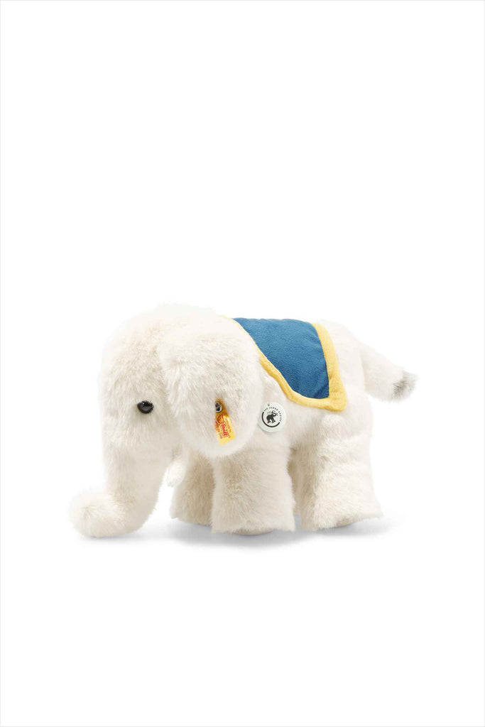 Steiff Little Elephant White