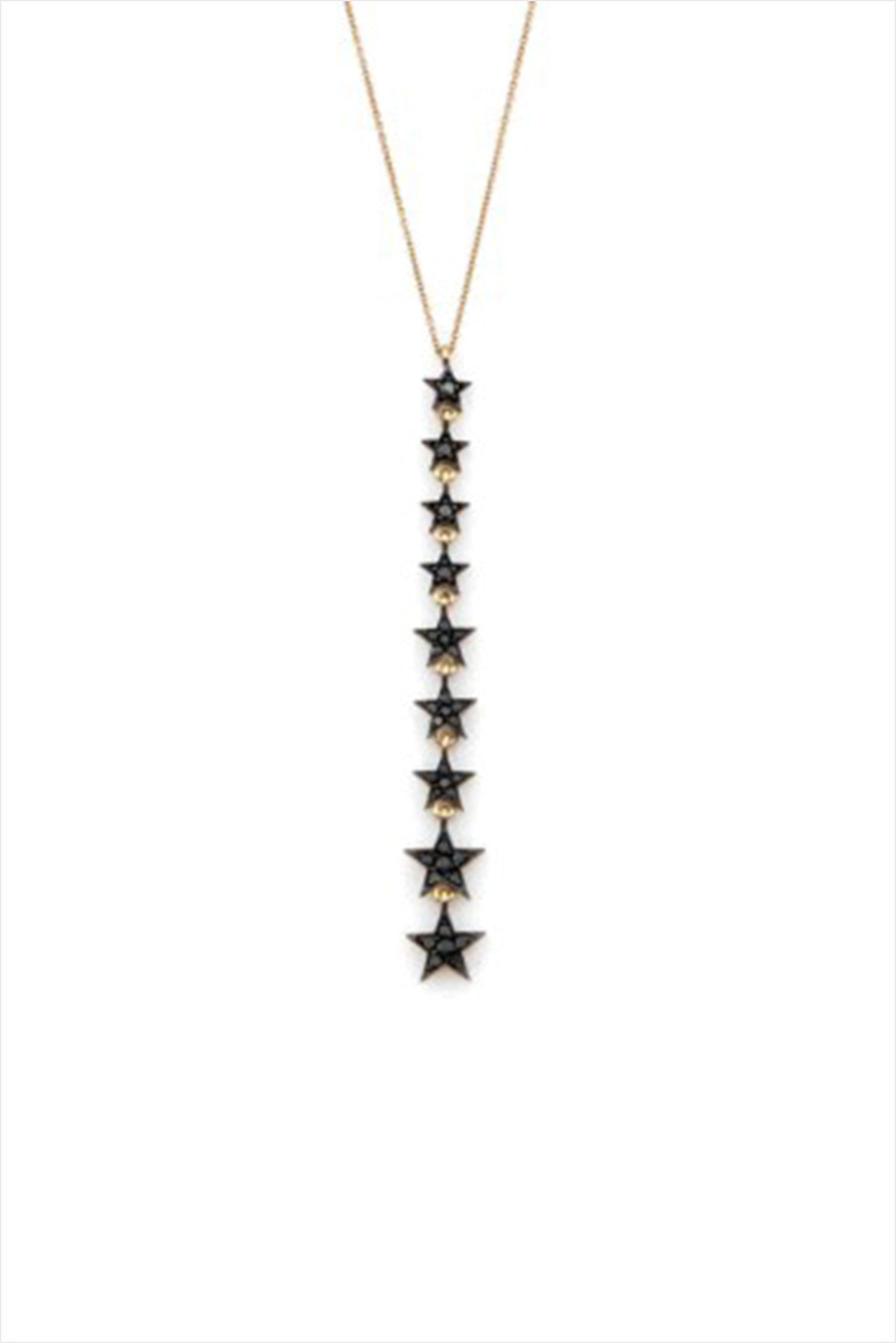 Wonder Woman Star Long Necklace