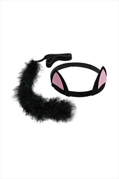 Black Cat Dress Up Kit