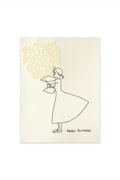 Big Bouquet Birthday Card