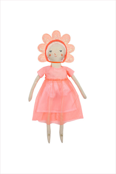 Flower Doll Dress Up Kit