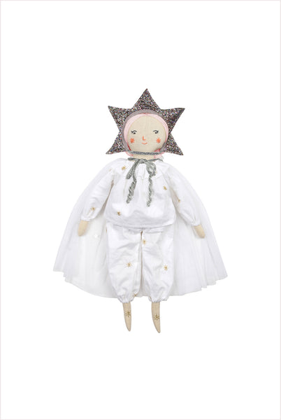 Star Headdress & Cape Doll Dress Up Kit