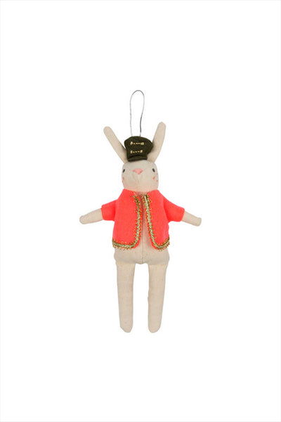 Rabbit Soldier Tree Decoration