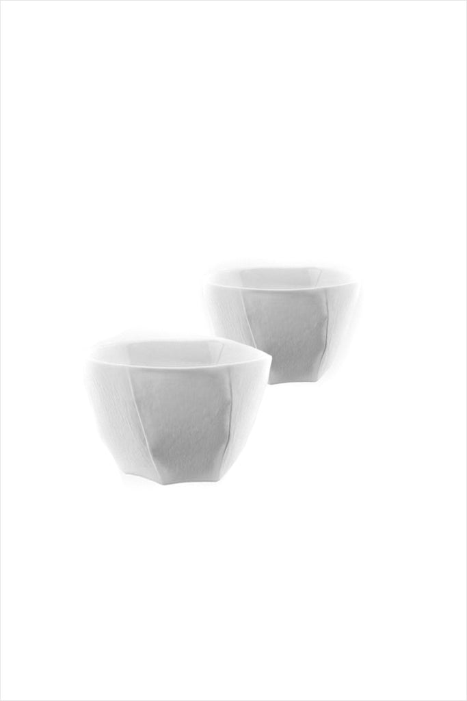Nymphenburg Espresso Set White