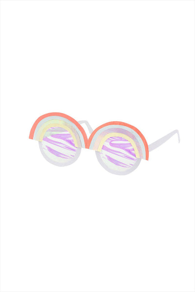 Rainbow Glasses Party Set