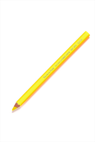 Fluorescent Yellow Pencil