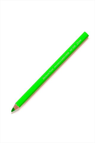 Fluorescent Green Pencil