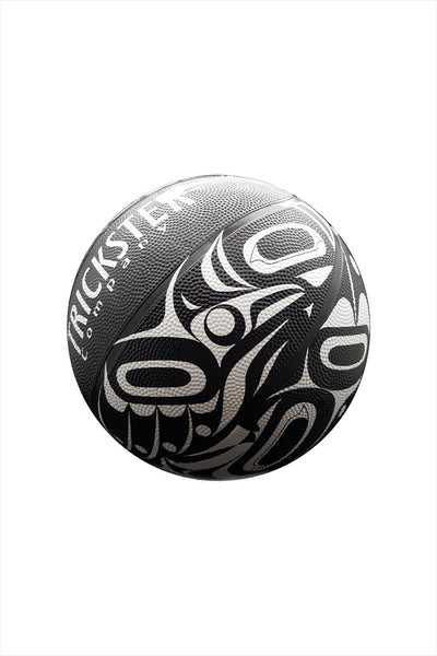 Trickster Eagle Raven Basketball