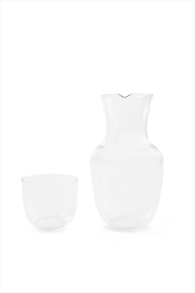 Alpha Water Pitcher Clear