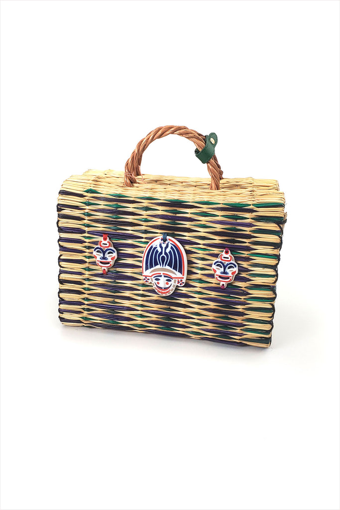 Heimat Atlantica Fish Basket Bag
