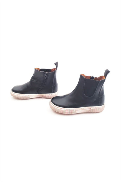 Chelsea Boot Smooth Leather Brushed Sole