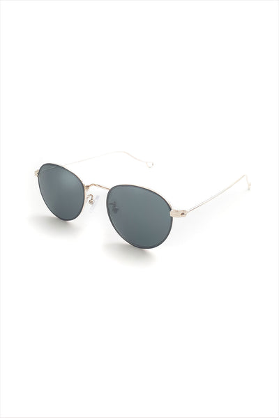 Ciqi Natalie Black With Blue Lenses Sunglasses