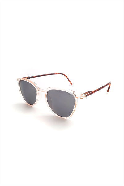 Ciqi Curtis Pink Sunglasses