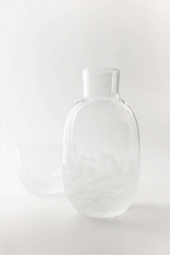 Ottilie Carafe Small Clear