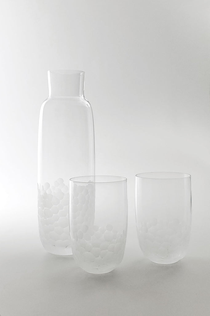 Ottilie Carafe Tall Clear