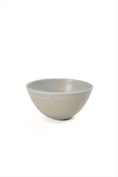 Cecile Preziosa Stoneware Bowl Light Blue
