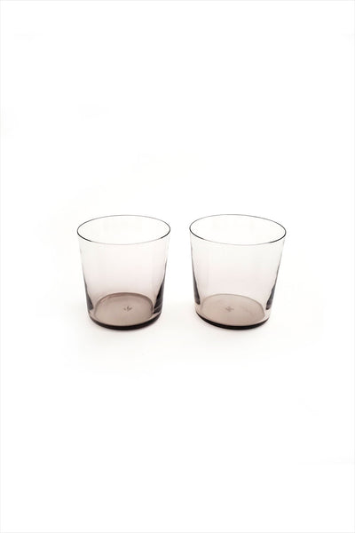 MUN Glassware Medium Glass Cameo