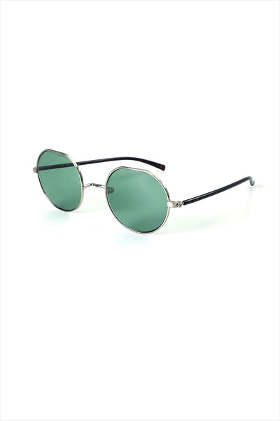 Ciqi Weller Demi With Green Lenses Sunglasses
