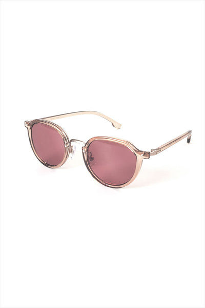 Ciqi Donny Pink With Light Pink Lenses Sunglasses