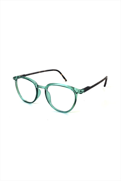 Ciqi Curtis Green Blue Block Screen Glasses