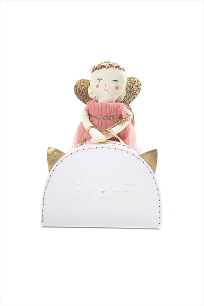 Freya Doll & Cat Case Wardrobe Pack