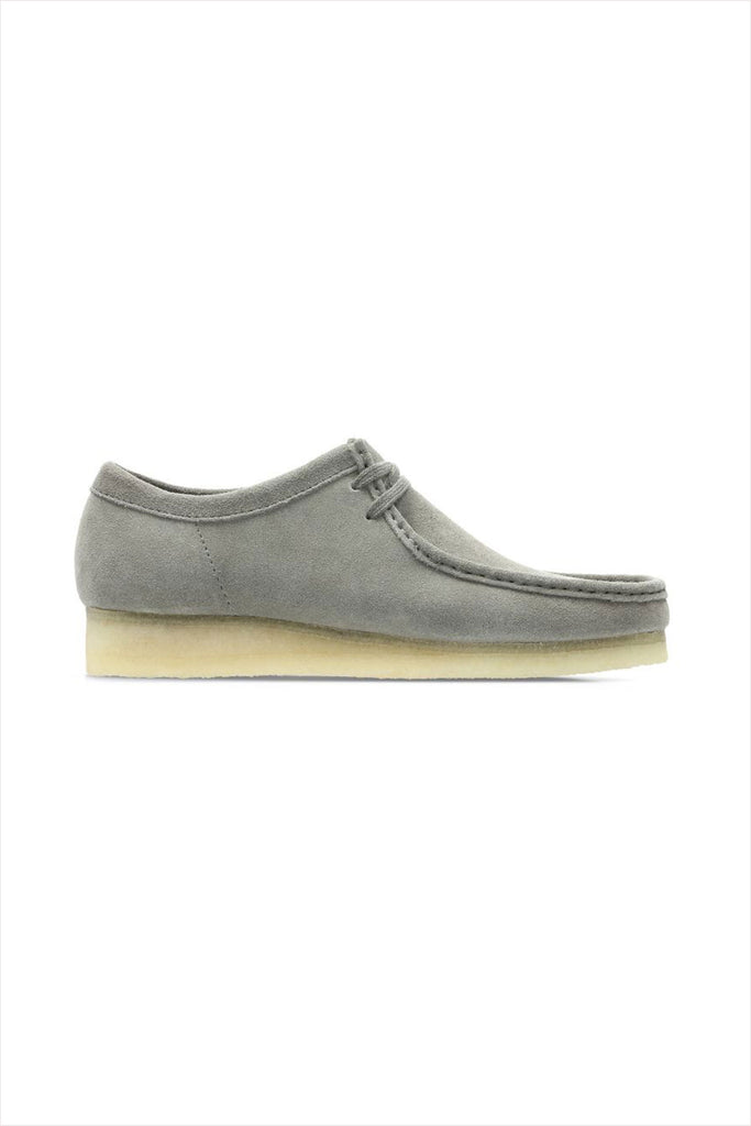 Clarks Men's Suede Wallabee Shoe