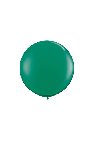 36 Inch Balloon Emerald