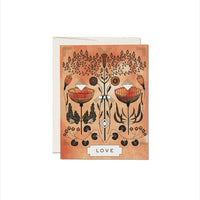 Love Reflected Card