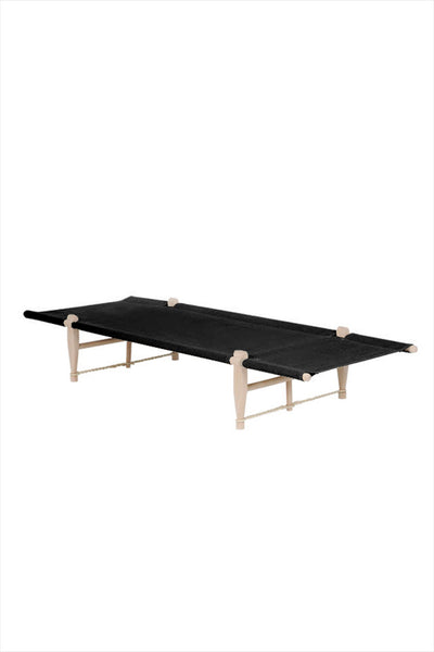 OGK Daybed Black Stain Natural