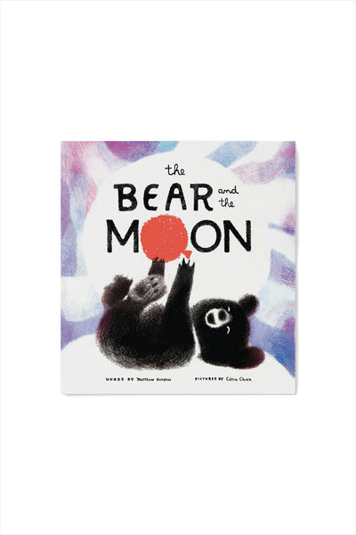 The Bear And The Moon Book