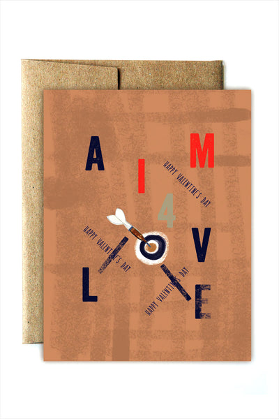 Aim For Love