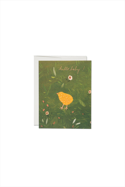 Baby Chick Card