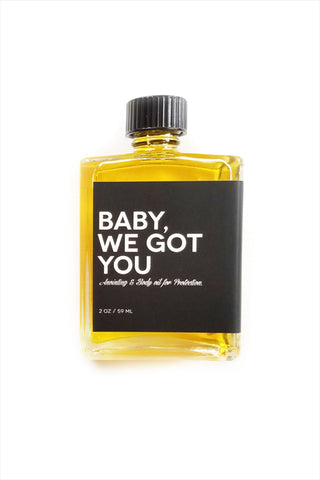 Baby, We Got You - Body Oil
