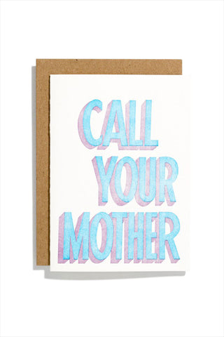 Call Your Mother Card