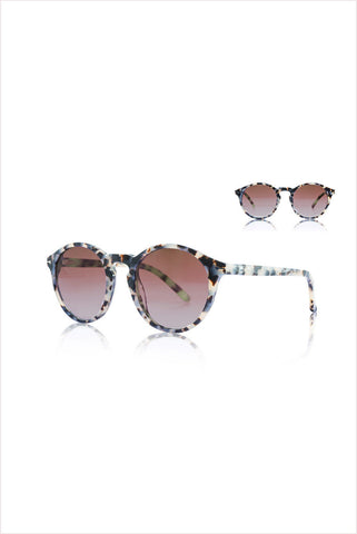 Clark Sun Cheetah Sunglasses