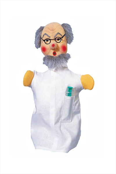 Doctor Hand Puppet