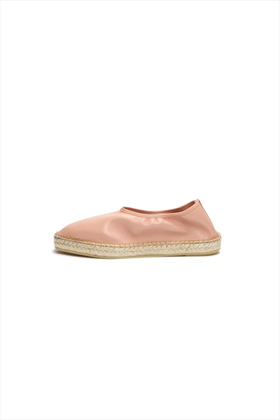 Act. Edvard leather Espadrille Nude