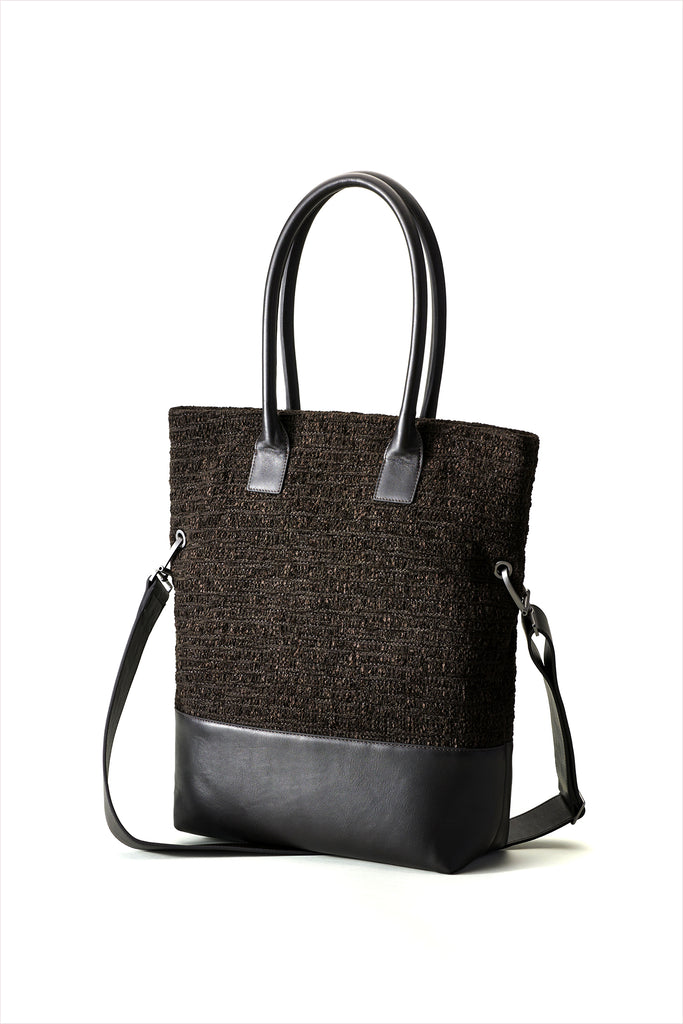 Adam Glant Milano Bag Espresso Brown