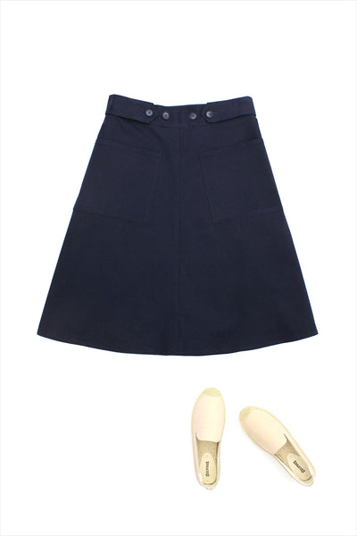 F&H Wrap Skirt