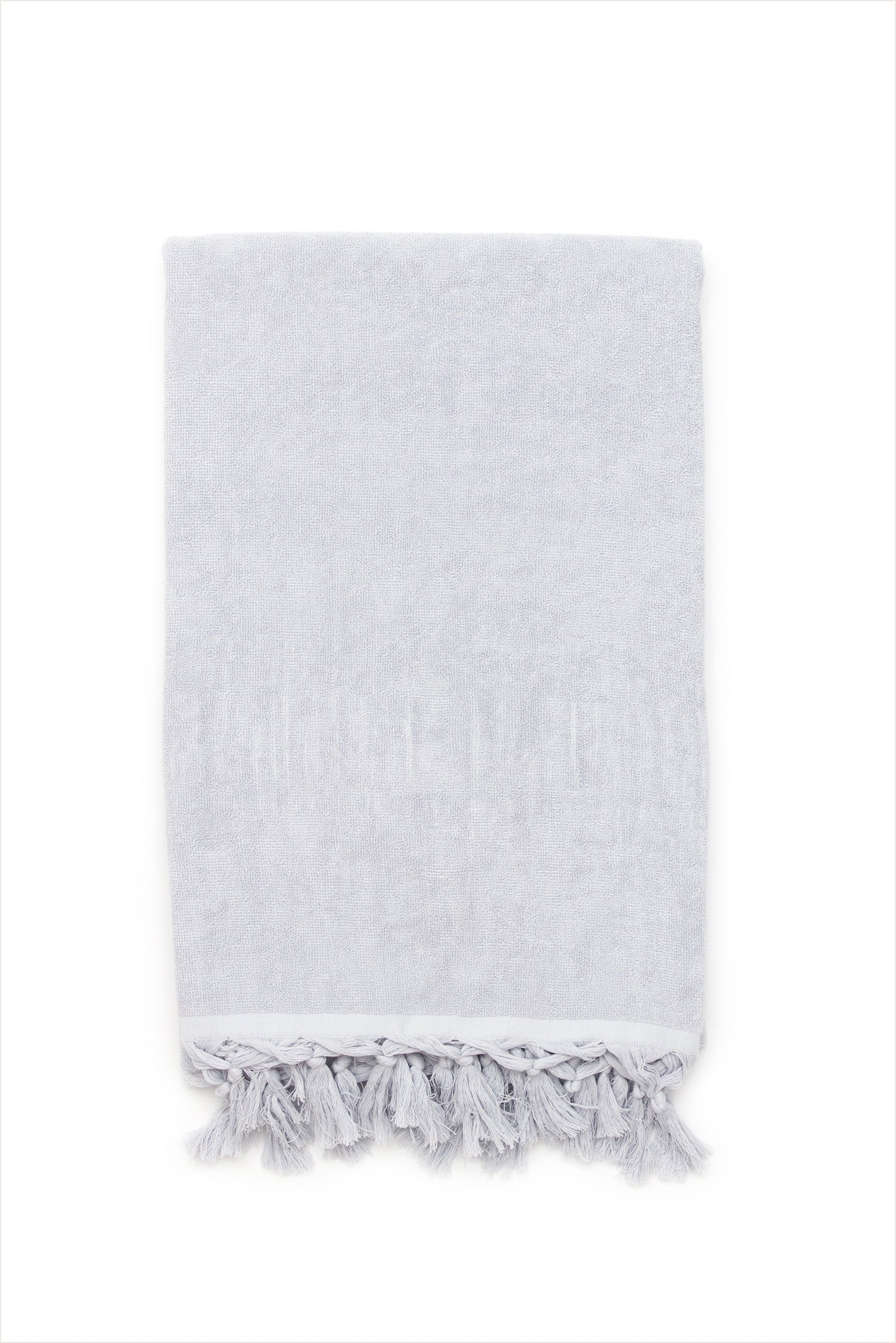 Fouta Canvas Light Terry Bath Towel