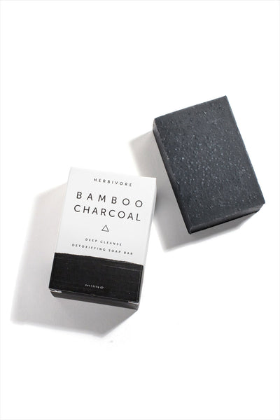 Herbivore Bamboo Charcoal Soap