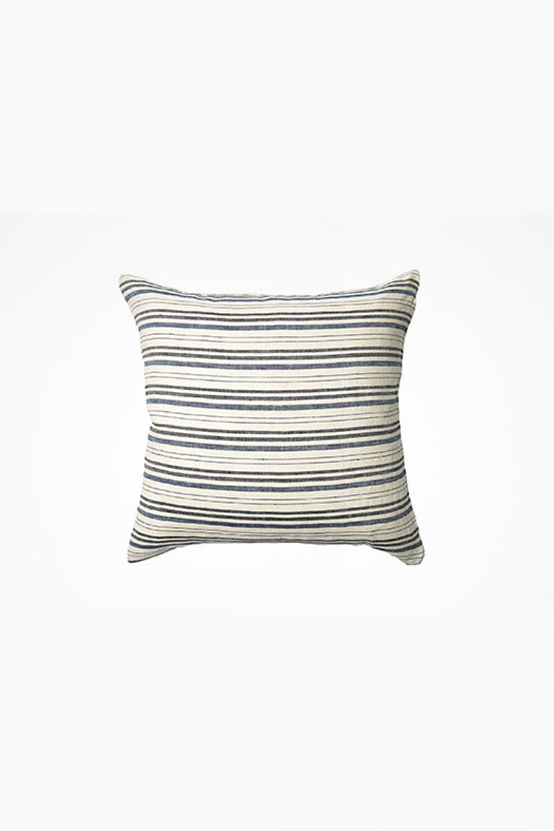 Pillow 17 x 17 Deauville Black/Navy