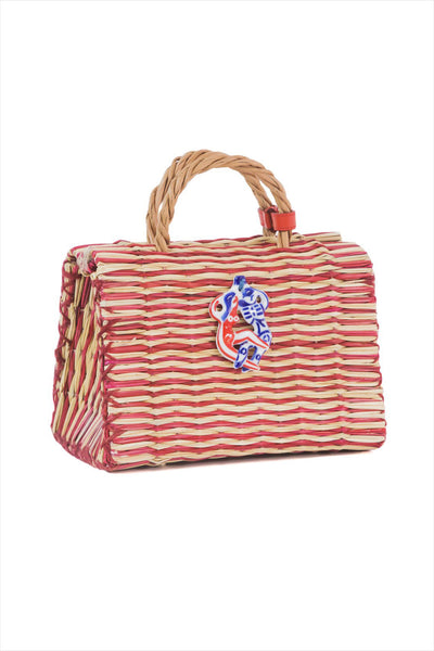 Heimat Atlantica Amor Basket Bag