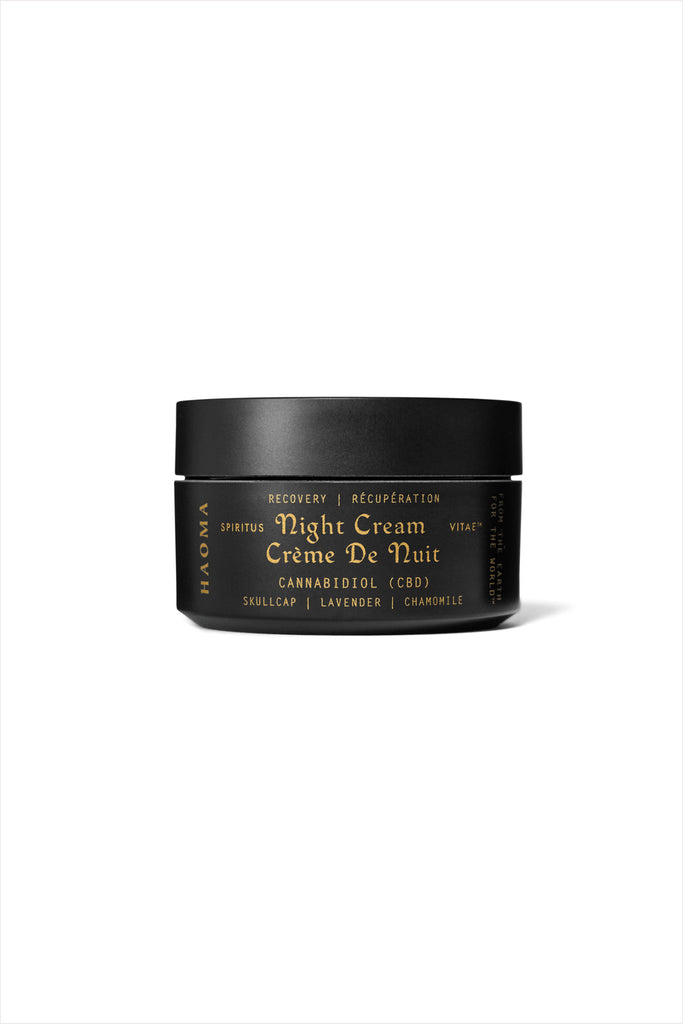 HAOMA Recovery Night Cream