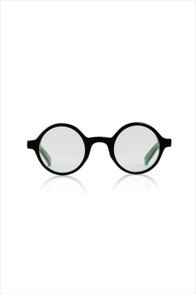 Harry Optical Black Green