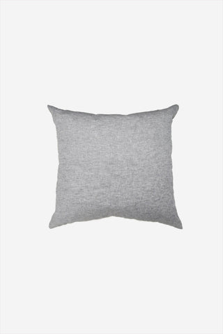 Pillow 26 x 26 Charcoal