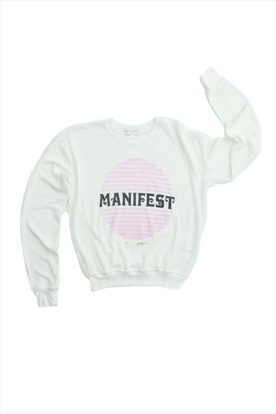 Manifest Crew Neck Savanna