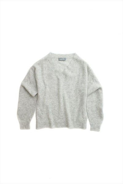 Amara Sweater Light Grey